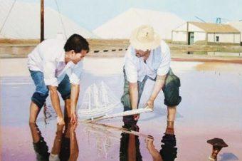 Barcos de sal: Un pedacito de la historia de Torrevieja