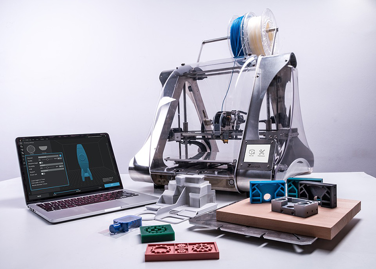 First open source 3D printing machine