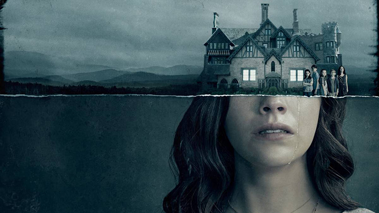 horror movie about haunted house