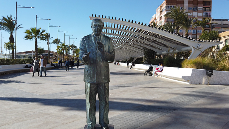 Six places to see in Torrevieja.
