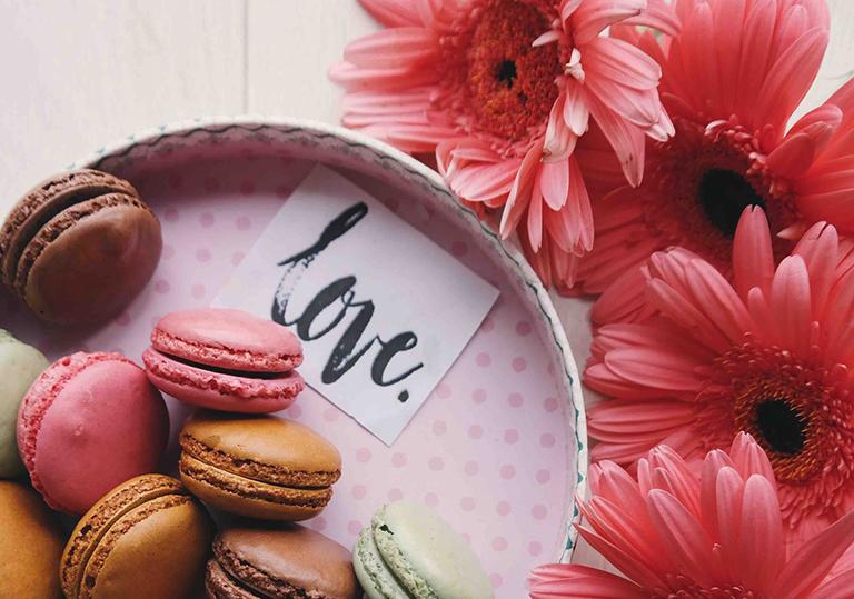 Prepara tu casa para San Valentín con los 5 sentidos.